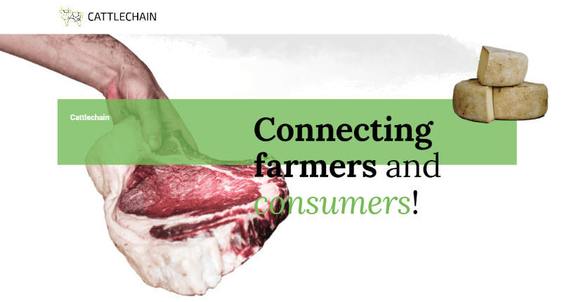 Cattlechain - Connecting farmers and consumers with blockchain